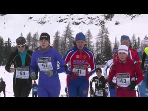 2014 Cogne ITU Winter Triathlon World Championships - Elite Women