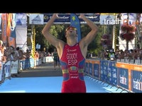 Florin Salvisberg (SUI) won his first ITU World Cup race with a superb performance in Tiszaujvaros