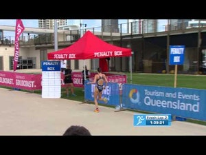 2015 ITU World Triathlon Gold Coast - Elite Women's Highlights