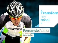 World class chefs help Olympic athletes transform their boring eating habits into gourmet dishes while preserving nutritional values. The golden boy of Spanish triathlon, learns how to transform a sad tuna tortilla into a sea food delicacy.