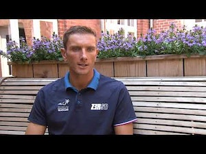 Cyril Viennot Interview - 2018 Fyn ITU Multisport World Championship