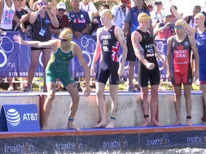 2016 ITU Under23/Junior Mixed Relay World Championships