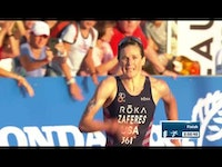Highlights from the Elite women's race in Lausanne for the 2019 World Triathlon Series Grand Final.