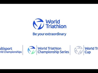ITU World Triathlon Series becomes World Triathlon Championship Series