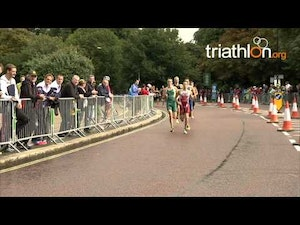 2013 Junior Men ITU Triathlon World Championships - London