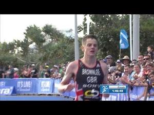 2015 ITU World Triathlon Gold Coast - Elite Men's Highlights