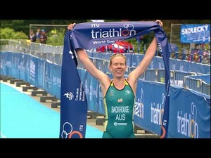 2017 Karlovy Vary ITU World Cup - Elite Women's Highlights