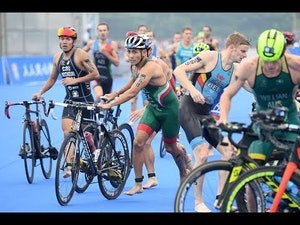 2019 Chengdu ITU World Cup - elite men's semi final highlights