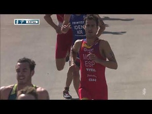 2019 Daman World Triathlon Abu Dhabi - Men's Highlights