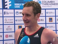 Despite dedicating his season to longer distances, Great Britain's Alistair Brownlee returned to the World Triathlon Series to reclaim his hometown race at the 2017 Columbia Threadneedle World Triathlon Leeds. For the second year in a row, the two-time Olympic Gold Medallist wowed the crowd and put forth an incredible performance and remain undefeated on the Leeds course.