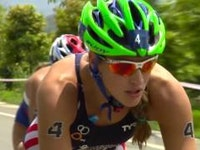As with the men's race, it was a first time ITU World Cup winner in the women's with Summer Cook (USA) taking gold ahead of Claire Michel (BEL) and Lisa Perterer (AUT) at the 2016 ITU Chengdu World Cup.After a mass exit off the bike leg, Cook was clearly the strongest runner in the field, moving clear of a cramping Michel at the 5km mark to win by 37 seconds, with another 19 seconds back to Perterer - winning the bronze medal courtesy of a sprint finish ahead of Yuliya Yelistratova (UKR), on a perfect day in Jintang county, Chengdu.