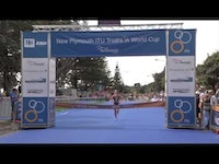 The USA's Katie Hursey proved once again she will be a major contender in the 2014 triathlon season in New Zealand, collecting her third World Cup title over...