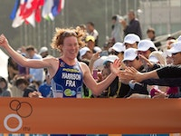 Jessica Harrison storms to first World Cup title in Tongyeong