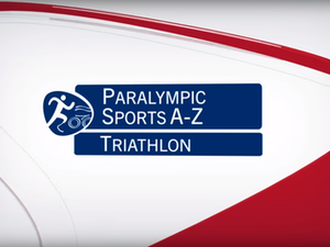 Paratriathlon Explained: Rio 2016