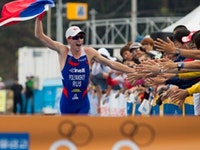 Polyanskiys dominate podium in Tongyeong