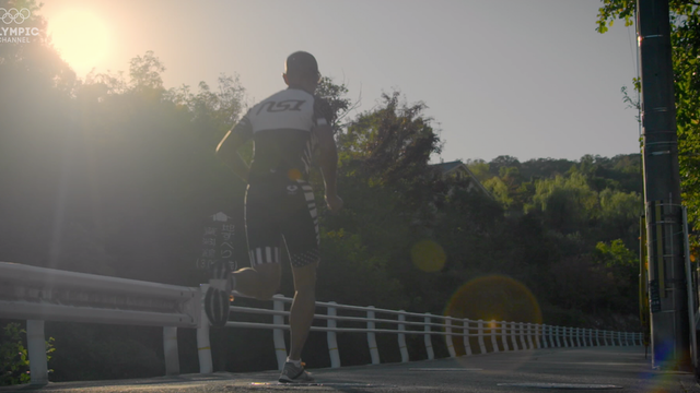 Stories from Fukushima: Olympic triathlete Nishiuchi Hiroyuki