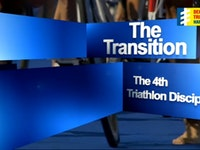 THE TRANSITION: THE FORTH DISCIPLINE IN TRIATHLON: TIPS FROM THE PROS