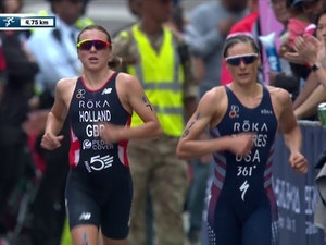 2018 MS Amlin World Triathlon Bermuda - Women Highlights