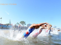 Javier Gomez moved to second on the all time list of ITU World Cup triathlon wins with his 13th career victory.