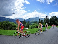 Alistair Brownlee crushes the WTS Kitzbuehel climb