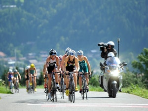 2013 World Triathlon Kitzbuehel - Elite Women Highlights