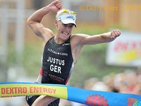 Germany's Steffen Justus takes gold in Sydney