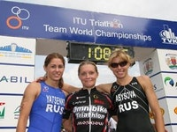 2007 Tiszaujvaros World Cup Team Relay - Women