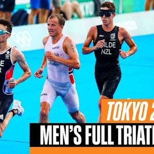 Men's Triathlon | Full Race Replay | Tokyo 2020