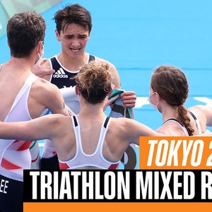 Triathlon Mixed Relay | Full Race Replay | Tokyo 2020