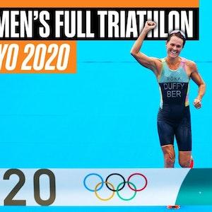 Women's Triathlon | Full Race Replay | Tokyo 2020