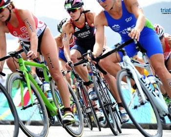 © International Triathlon Union / Janos Schmidt