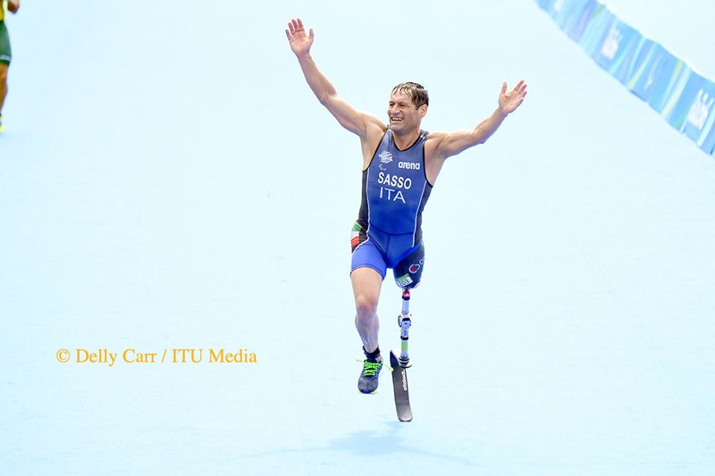 Paratriathletes selected for Rio Paralympics | ITU World