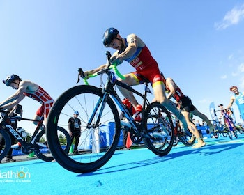 © International Triathlon Union / Tommy Zaferes