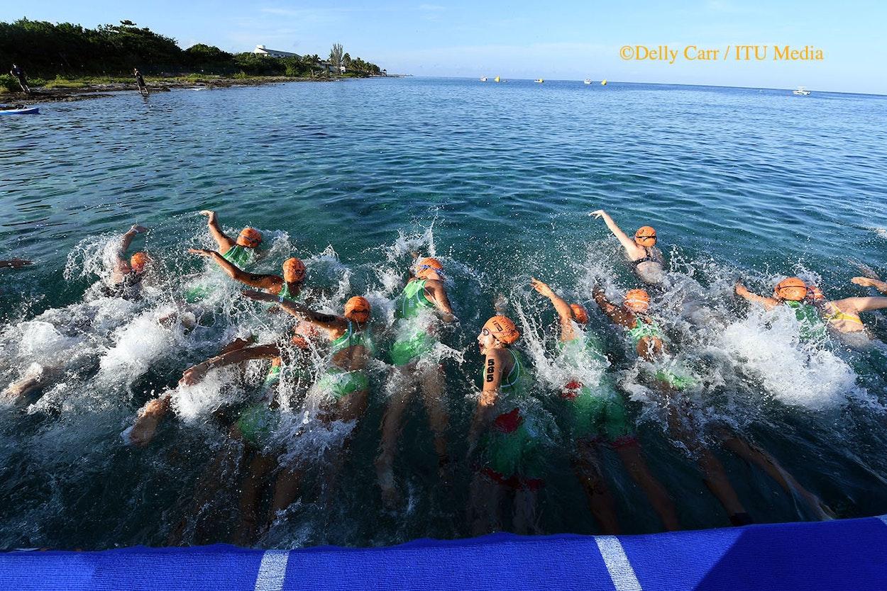 2016 ITU World Triathlon Grand Final Cozumel - Age Group