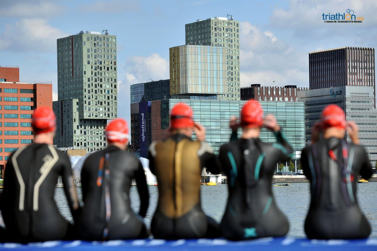 2017 ITU World Triathlon Grand Final Rotterdam - Age Group
