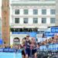 Athletes' chatter ahead of WTS Hamburg