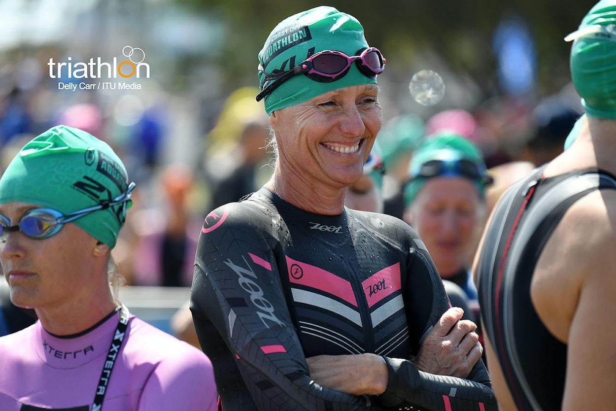 Aquathlon Launches World Triathlon on the Gold Coast