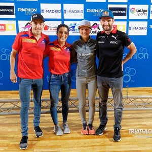2019 Madrid ITU Triathlon World Cup