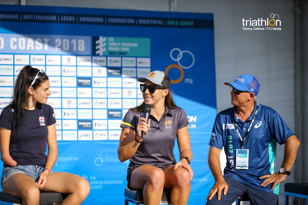 2018 World Triathlon Press Conference & Meet the Elites