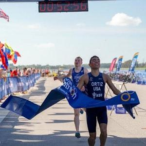2019 Sarasota-Bradenton CAMTRI Sprint Triathlon American Cup