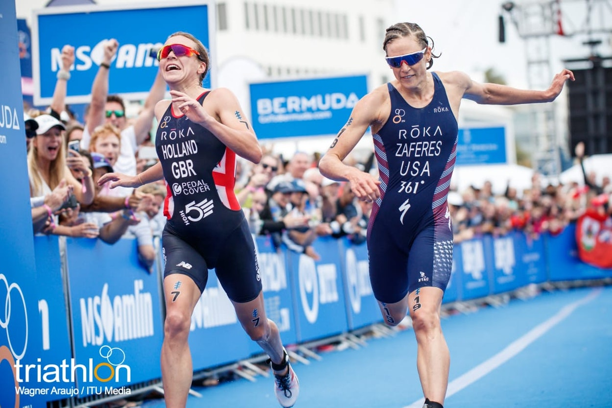 ITU's top 10 moments from the 2018 triathlon season