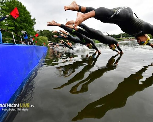 © 2020 Hamburg Wasser World Triathlon