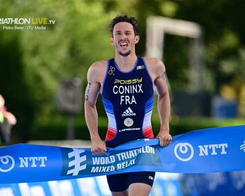 © 2020 Hamburg ITU Triathlon Mixed Relay World Championships
