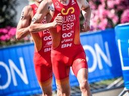 World Triathlon Media / Janos Schmidt