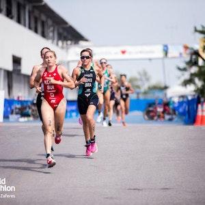 Groupe Copley 2021 World Triathlon Championship Series Montreal