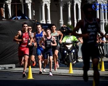 © World Triathlon / Janos Schmidt