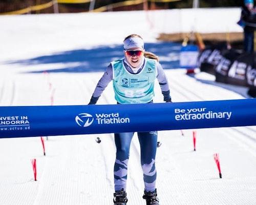 © 2021 World Triathlon Winter Championships Andorra