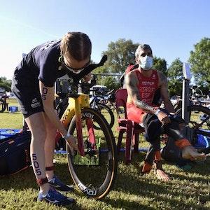 2021 World Triathlon Para Cup Besancon
