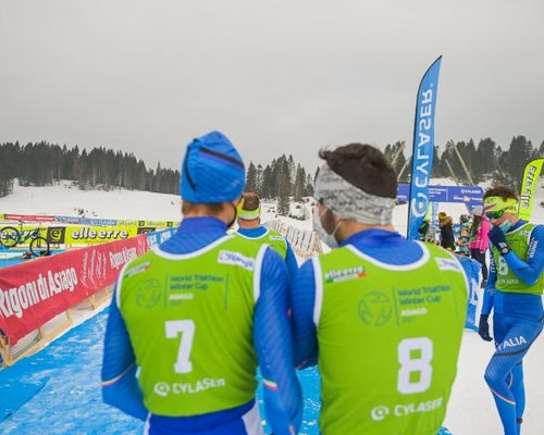 © 2021 World Triathlon Winter Cup Asiago