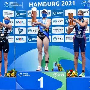 HAMBURG WASSER 2021 World Triathlon Championship Series Hamburg
